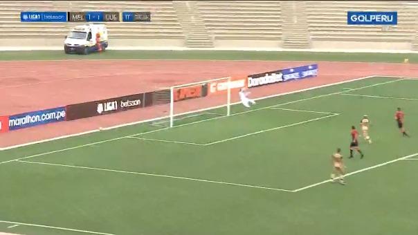 Gol de Alfredo Ramúa