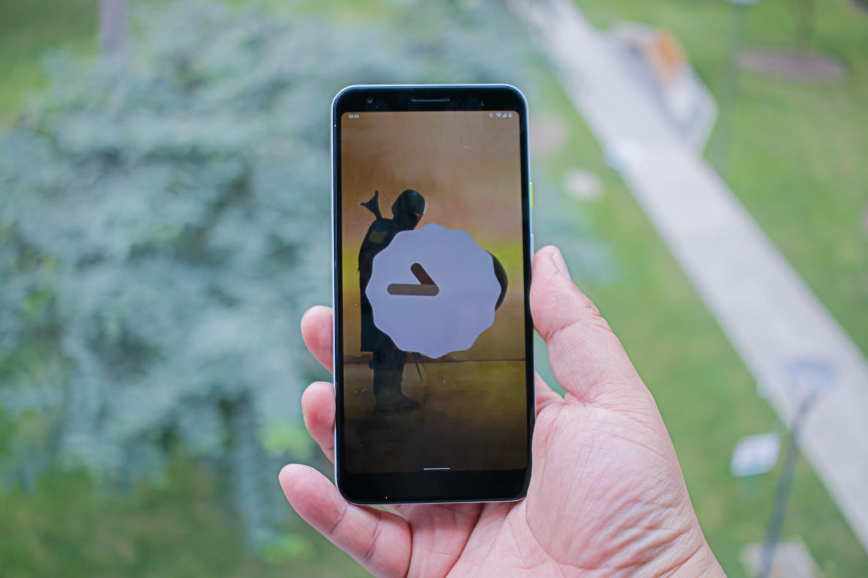 Este reloj es el nuevo huevo de pascua en Android 12