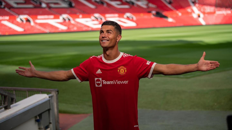 Cristiano Ronaldo regresó al Manchester United luego de 12 años