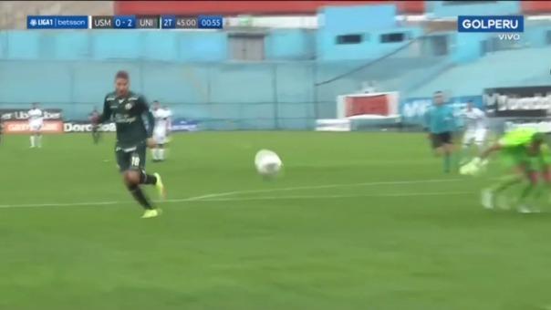 Así fue el gol de Tiago Cantoro