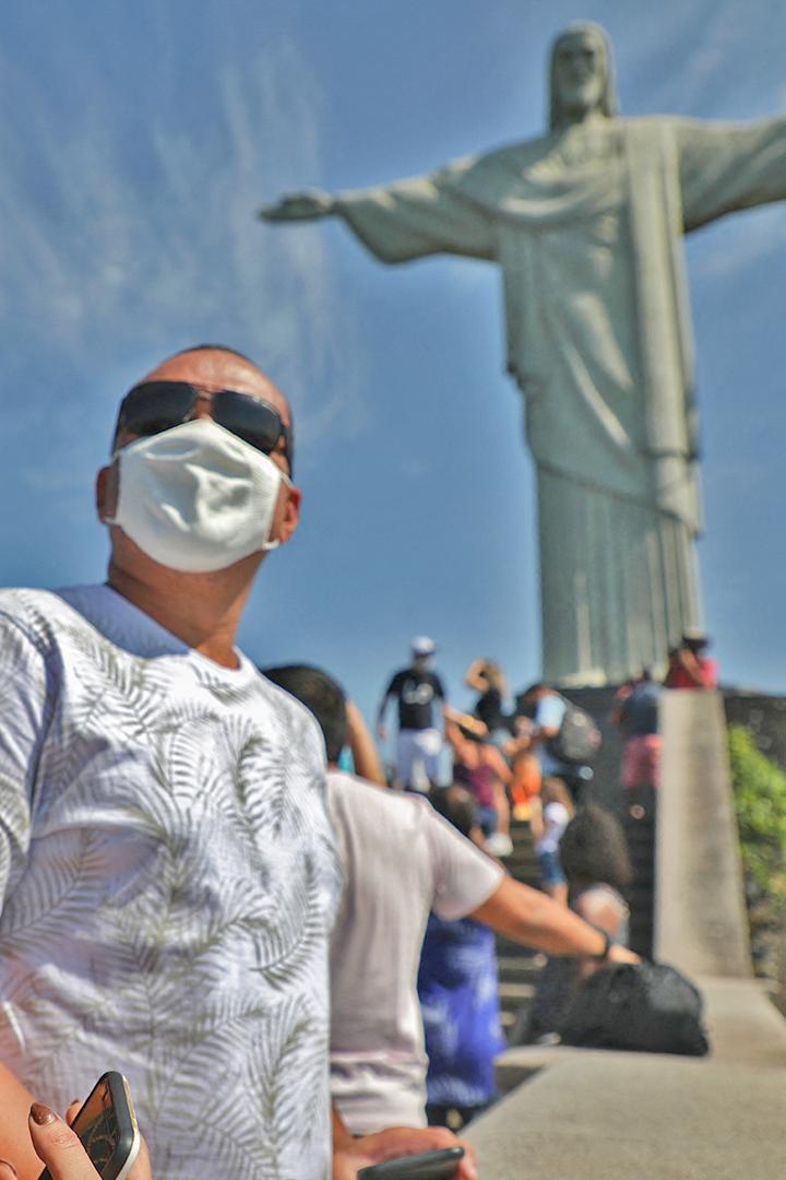 Brasil se convierte en uno de los países con mayor ritmo de vacunación contra la COVID-19