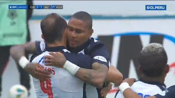 Segundo gol de Alianza Lima.