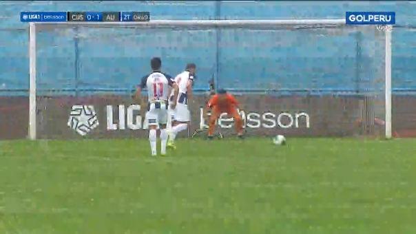 Primer gol de Alianza Lima.