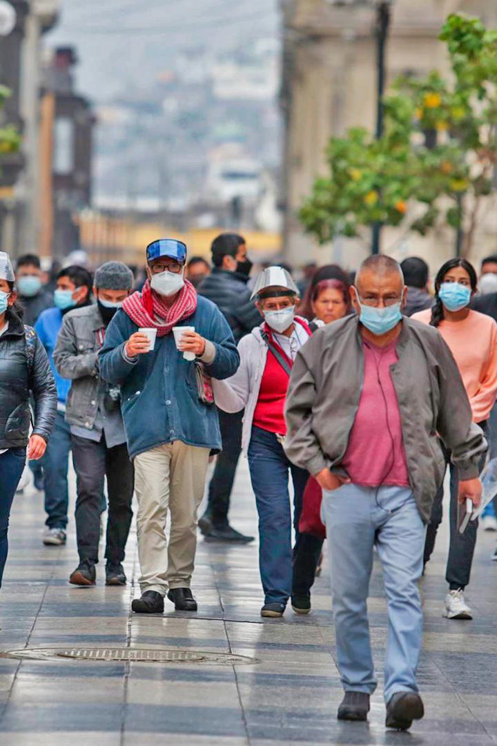 Pobreza afectaría al 29% de peruanos si la economía no crece en los próximos años