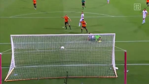 Los tres goles de Gianluca Lapadula