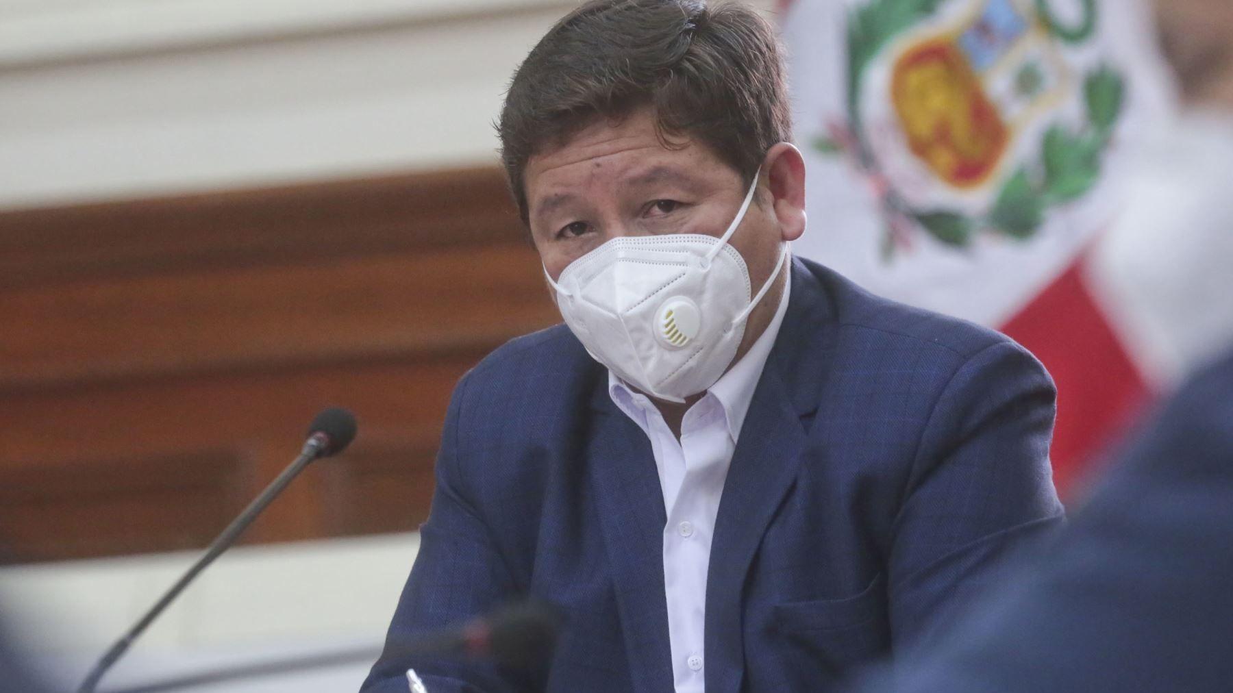 Alcaldes arequipeños cuestionaron a Guido Bellido.