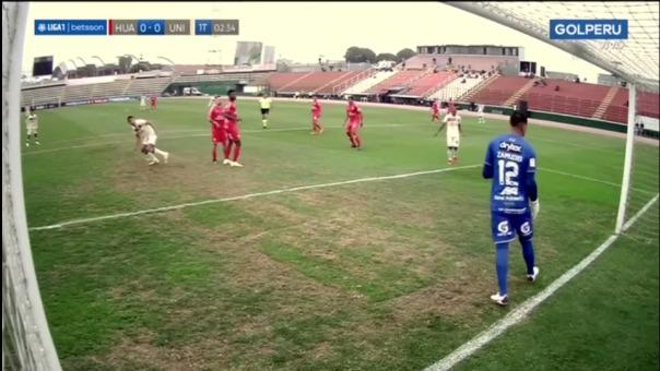 Así fue el gol de Luis Urruti