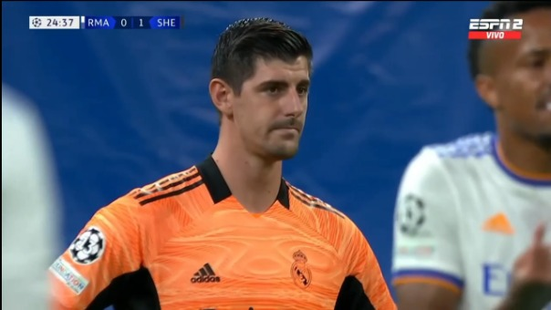 Así fue el gol de Jasurbek Yakhshiboev del Sheriff ante Real Madrid