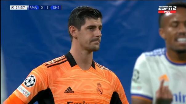 Así fue el gol de Jasurbek Yakhshiboev de Sheriff ante Real Madrid