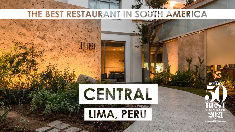 The World's 50 Best 2021: El restaurante peruano