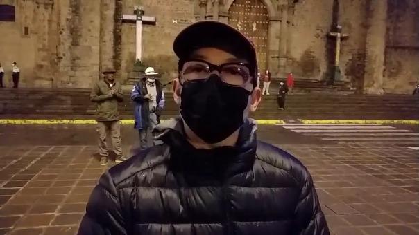 Carlos Villegas, uno de los directores de