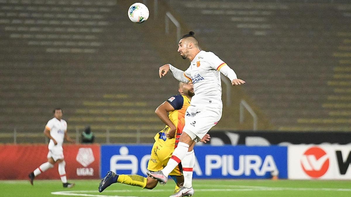 Así fue el 2-1 final y regreso del Grau a primera división.