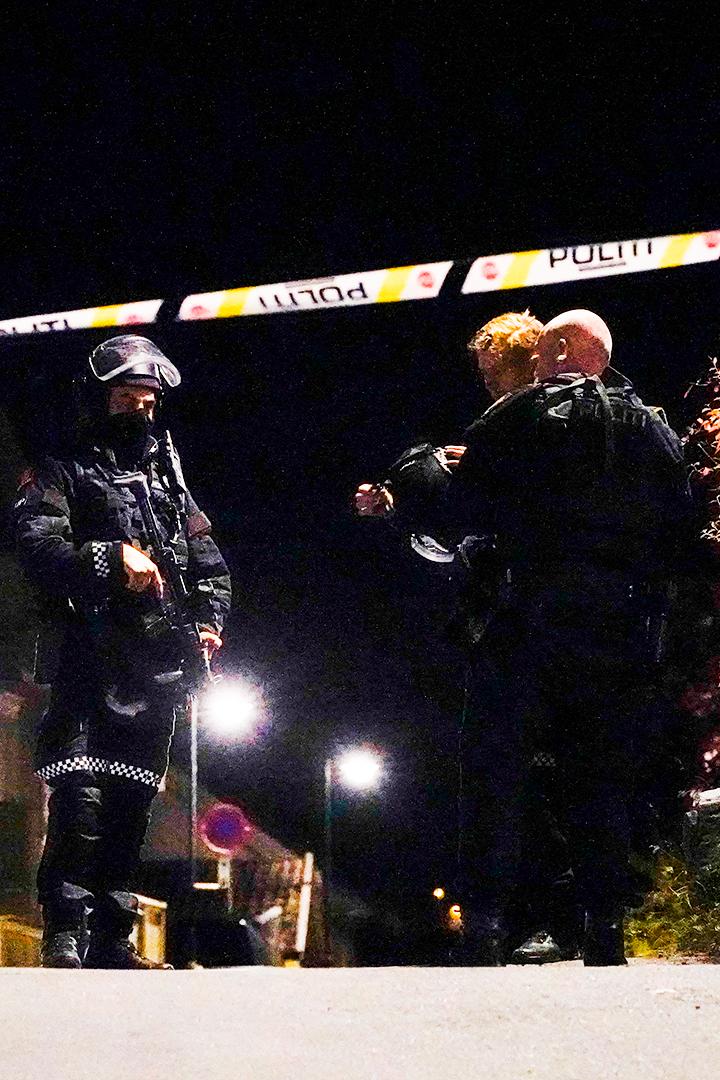 Noruega: Hombre con arco y flechas mata a varias personas y es detenido