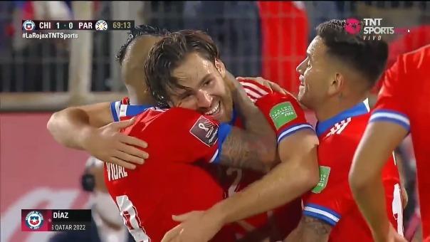 Chile volvió al triunfo en las Eliminatorias superando a Paraguay