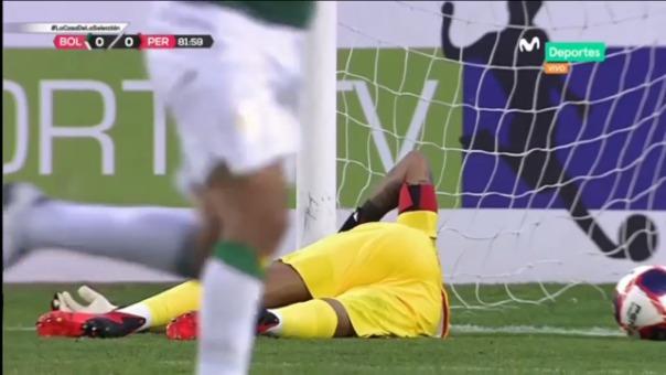 Así fue el último gol de Rodrigo Vaca de Bolivia en Eliminatorias